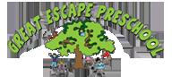 Elite Great Escape Preschool logo
